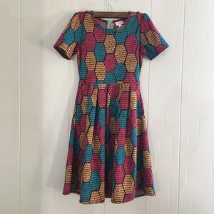 Sally inspired lularoe dress
